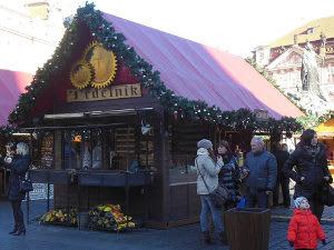 Vánoční trhy lákají prodejce zboží s vysokou marží